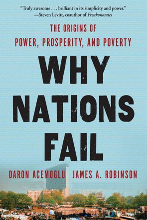 Why Nations Fail Photo