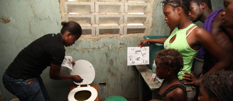 Photo courtesy of SOIL website, www.oursoil.org
